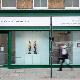 Britainton, solo exhibition James Freeman Gallery 10 June - 3 July