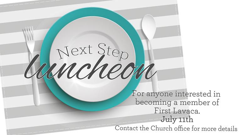 Next Step Luncheon