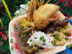 Soul Food Vendor Plymouth Wicked man taster Platter