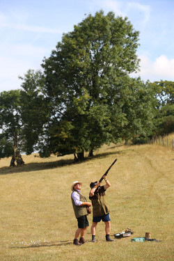 Midsummer Clay Shooting