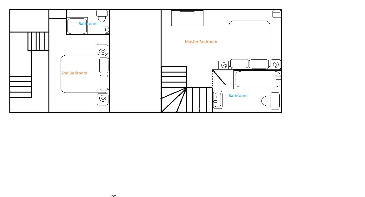Barn first floor plan