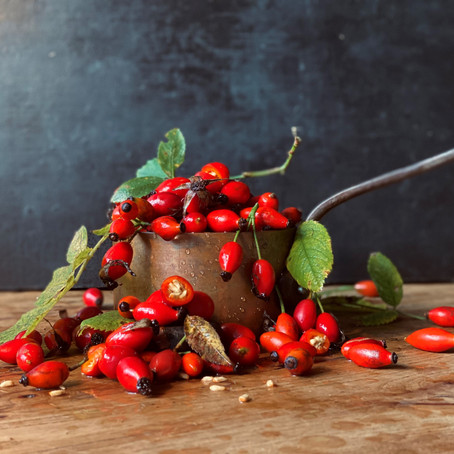 Rose Hip Syrup