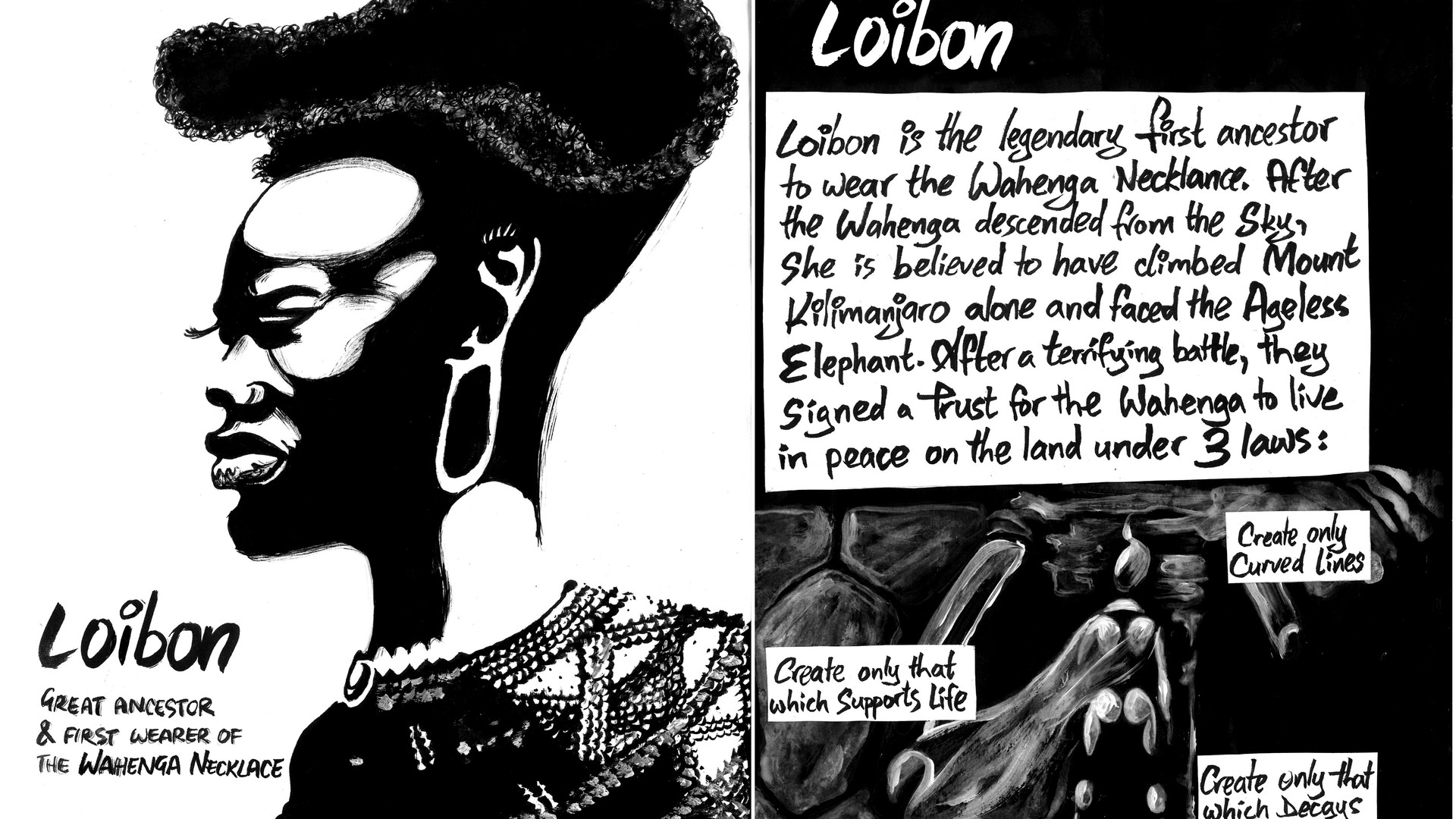 Loibon, The Great Ancestor