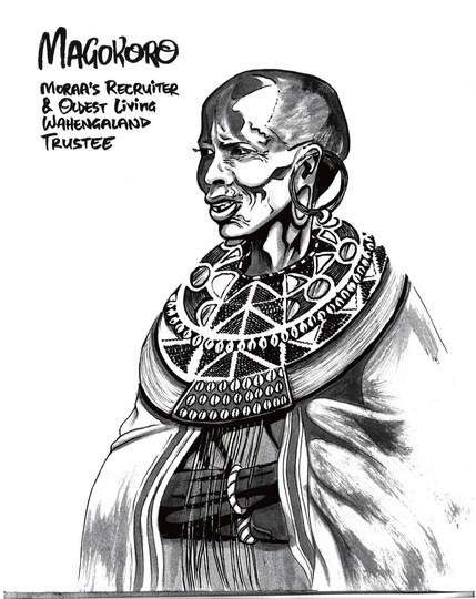 Magokoro (Grandmother)
