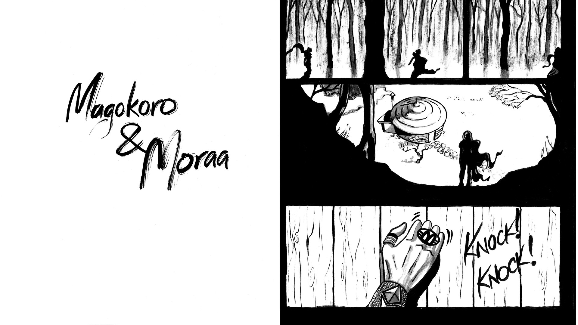 Magokoro & Moraa