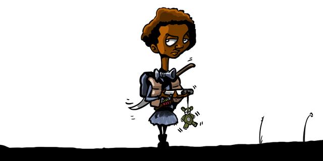 Kemunto - The Little Warrior