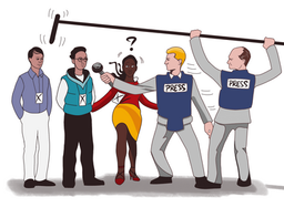 Stereotypes in the media / Women in News