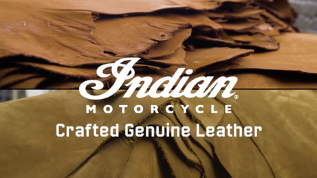 Genuine Leather Accessories - Indian Motorcycle®