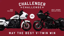 Challenger Challenge: Taco Truck Tow - Indian Motorcycle®
