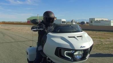 Challenger Challenge: Braking - Indian Motorcycle®