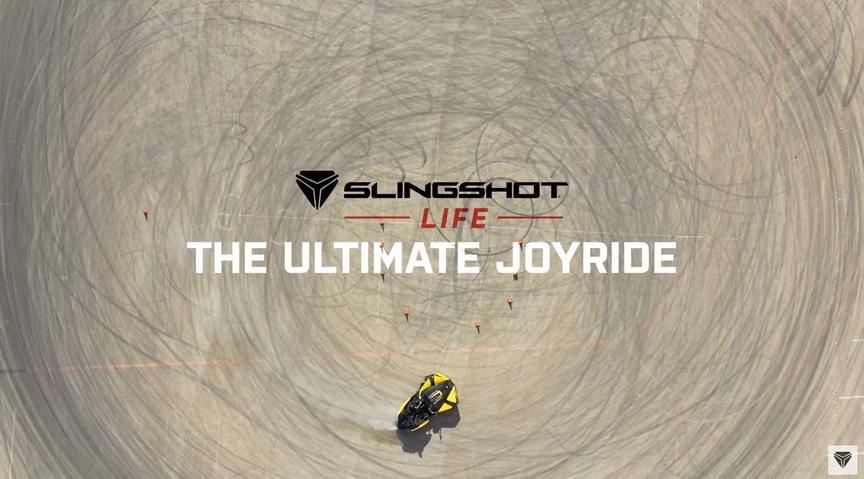 Slingshot Life: The Ultimate Joyride | Polaris Slingshot