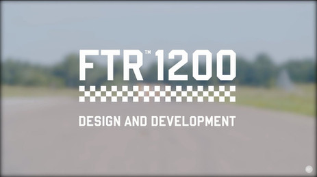 FTR 1200: Design and Development - Indian Motorcycle®