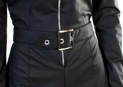 catsuit detail