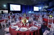 Gala Dinner Tables