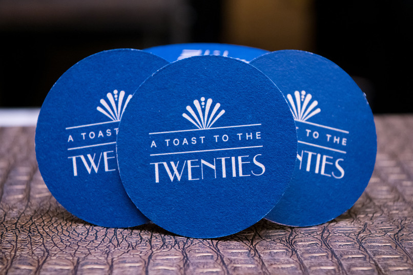 Toast to the Twenties