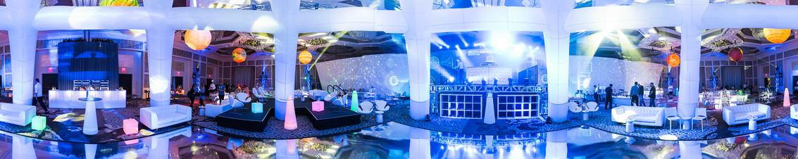 Event Panoramic view
