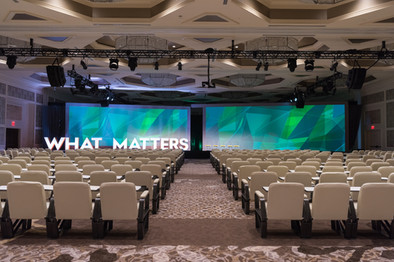 General Session Seating Look