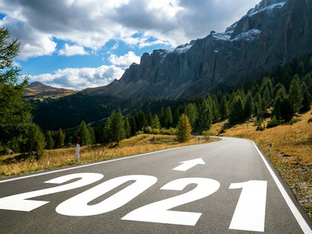 2021 The Year of Travel?