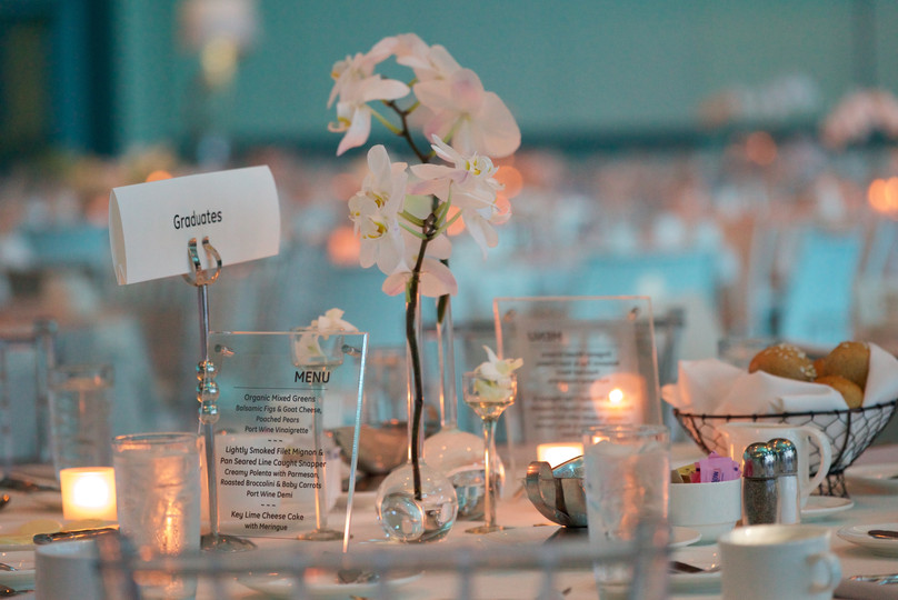 White Party Tablescape