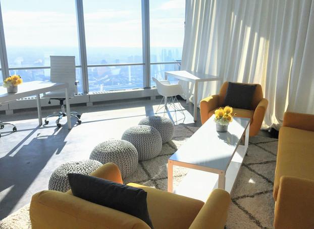 4 World trade Lounge Set