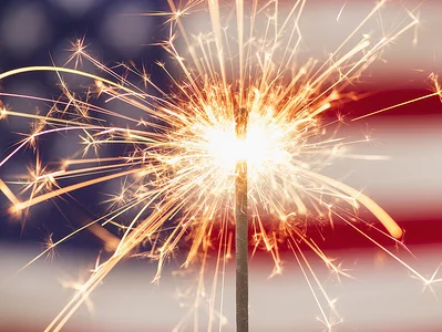 Hooray for Independence Day!