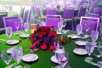 Wizard of Oz Table Setting