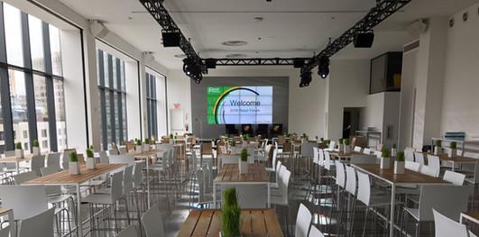 Retail Forum Lunch Set