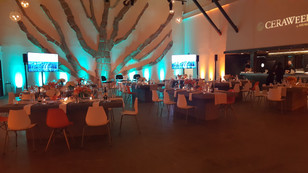 Event Lunch Setup