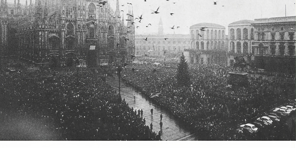 Piazza Fontana 50 anni dopo