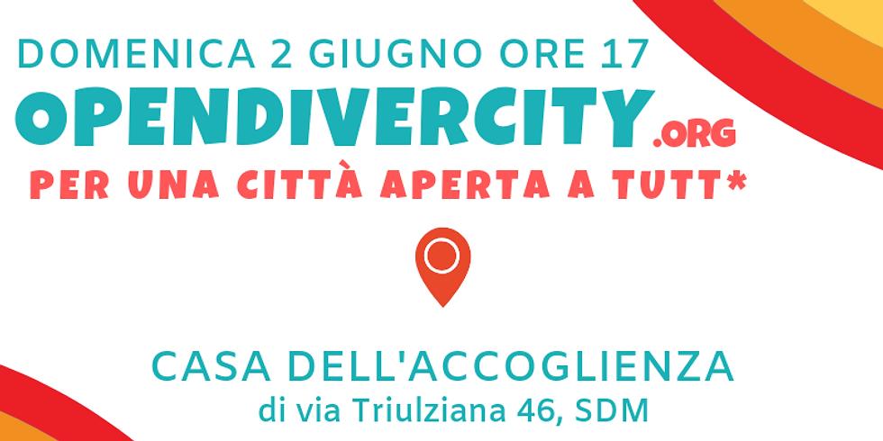 Opendivercity | Assemblea pubblica