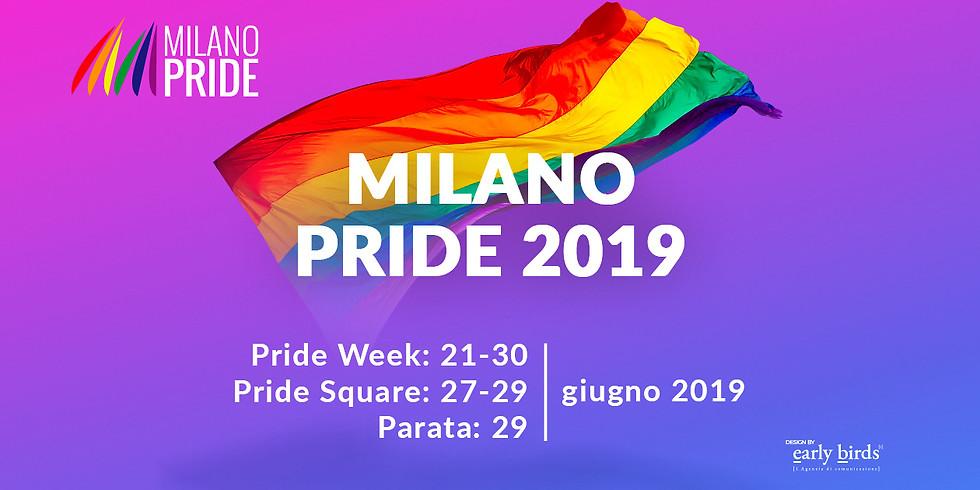 Milano Pride 2019 | La Parata