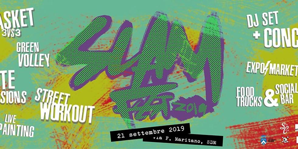 Slam Fest 2019