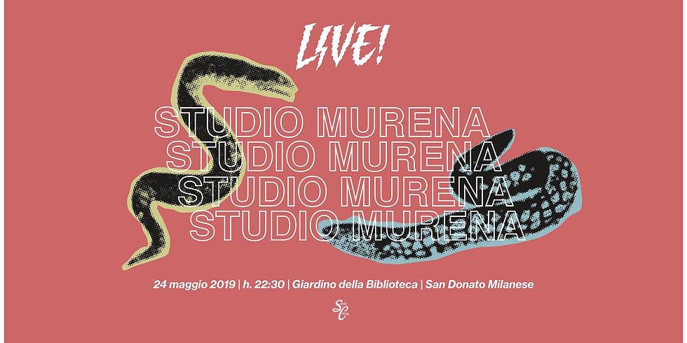 Studio Murena, Live!