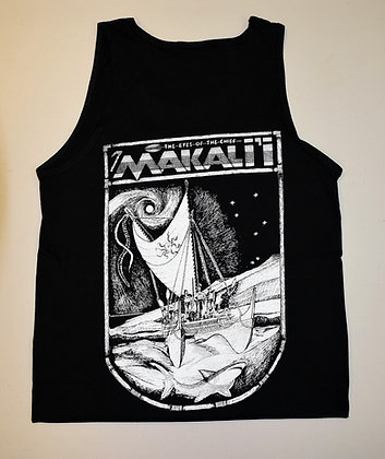 Blk Makaliʻi Tank Top