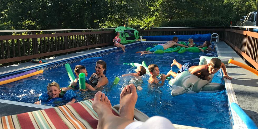 Women's Fun Retreat Activity Package