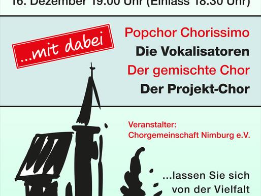 Das Chor-Event in der Bergkirche