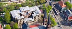 Metalldach, Freiburg