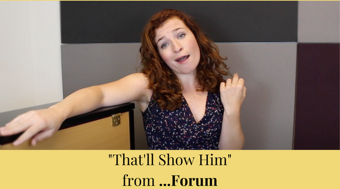 """That'll Show Him"" from ...Forum"