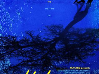 Hermia/ Starveling in Tiltyard's MIDSUMMER, directed by Sara Holdren
