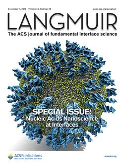 Langmuir, 34: 15084-15092 (2018)