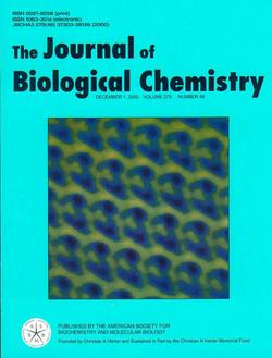 J Biol Chem, 2000, 48: 37876-37886