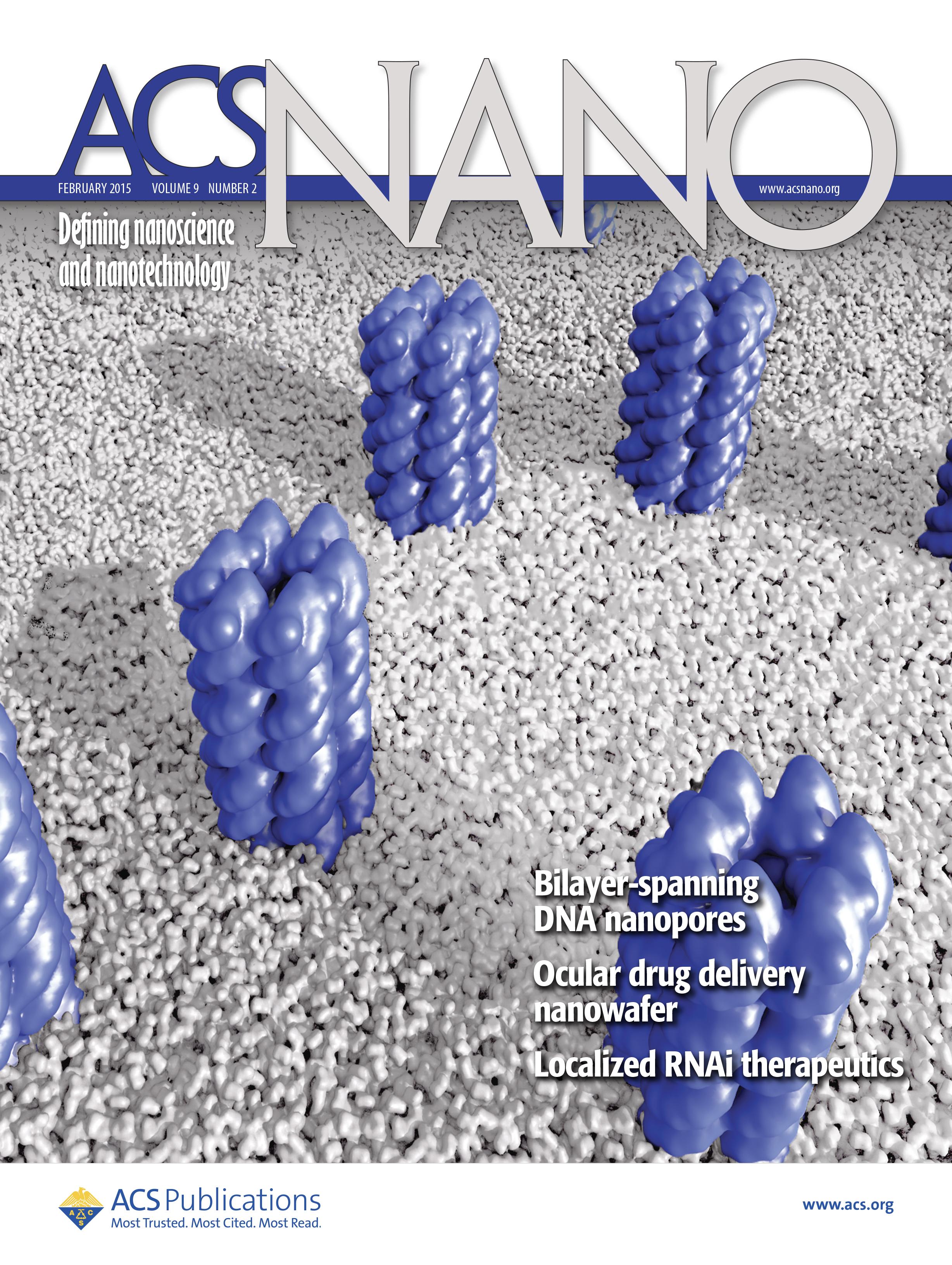 ACS Nano, 2015, 9(2): 1117–1126