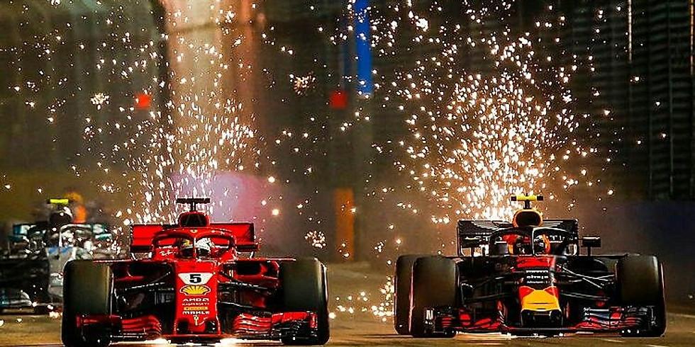Formule 1 Grand Prix van Singapore 2021