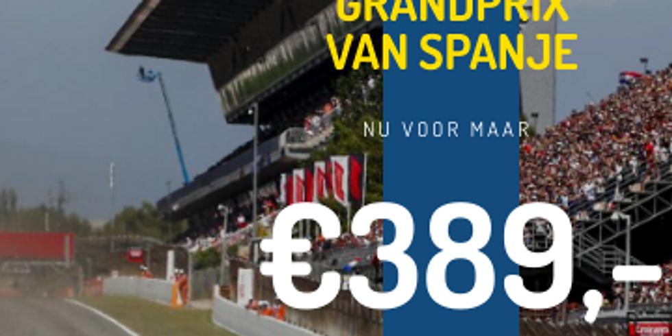 GRANDPRIX SPANJE 2020