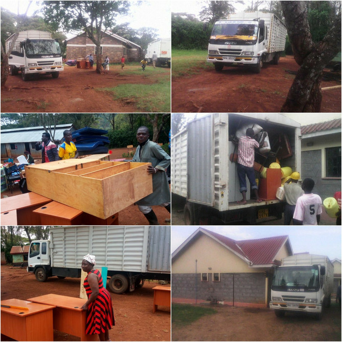Moving the Children's Home
