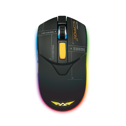 Scorpion 7 Pro-Gaming Mouse