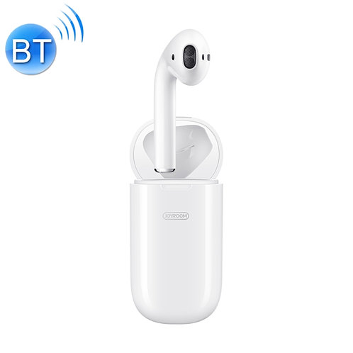 Single Bluetooth 5.0 Headset with Wireless Charging Box