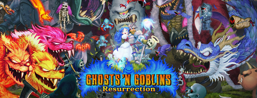 Ghosts 'n Goblins Resurrection Review – Nintendo Switch