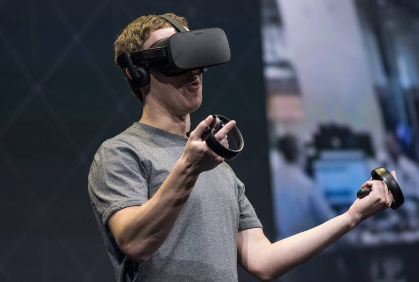 Facebook Oculus Ads Trial