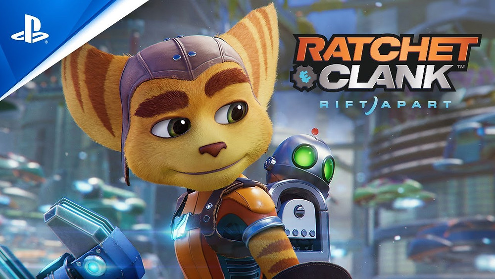 Ratchet and Clank: Rift Apart download size